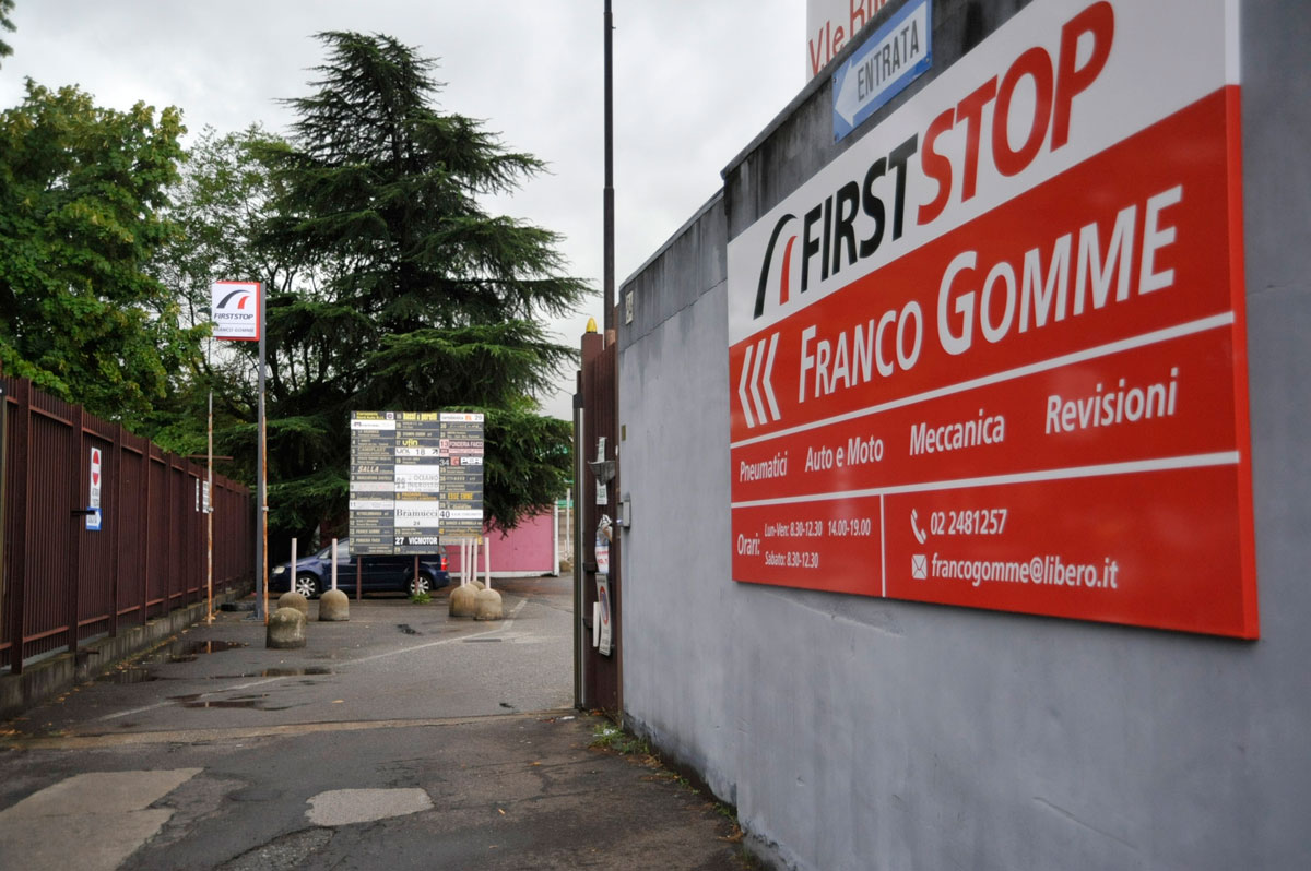 Nuovo centro FirstStop